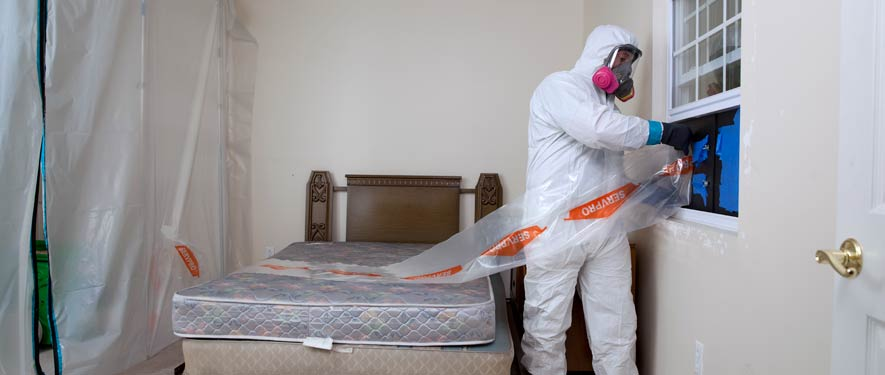 Tampa, FL biohazard cleaning
